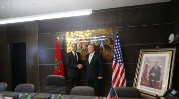 خارجية ميريكان : بومبيو شكر الحموشي على تعاون المغرب معاهم ضد الإرهاب