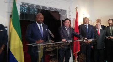 وزير الخارجية الگابوني: افتتاح قنصلية بلادنا فالصحرا خطوة للقدام وغادي نواصلو العلاقات