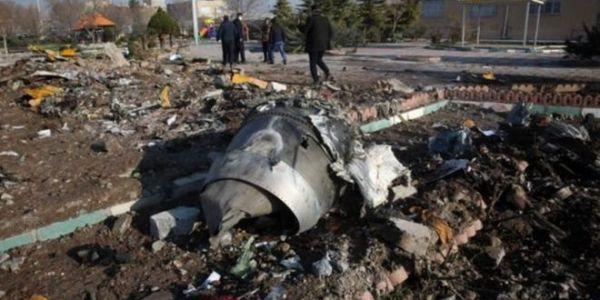 ها الفيديو للي كيبين ضرب صاروخ ايراني لطيارة اوكرانية حدا طهران