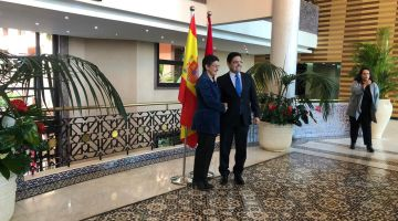 بوريطة يؤكد: ترسيم الحدود البحرية حق سيادي..وإسبانيا شريك مهم بالنسبة للمغرب