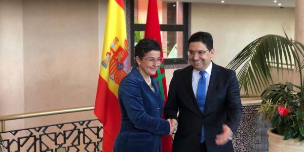 وزيرة الخارجية الاسبانية: أنا ماشي غبية والمغاربة وعدوني بأننا غانتافقو على ترسيم الحدود البحرية