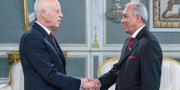 البرلمان التونسي رفض الحكومة المقترحة