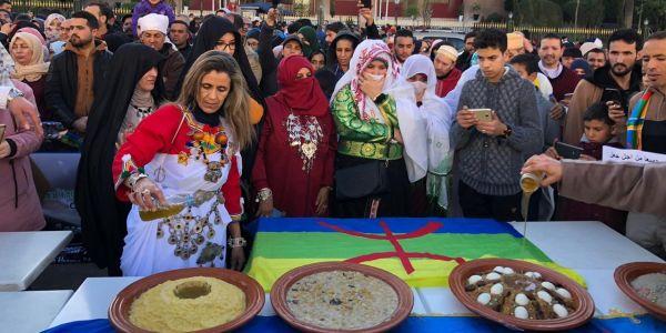 """""""ايض ايناير"""" رأس السنة الأمازيغية.. وأخيرا رئيس الحكومة اعترف بها – تدوينة"""
