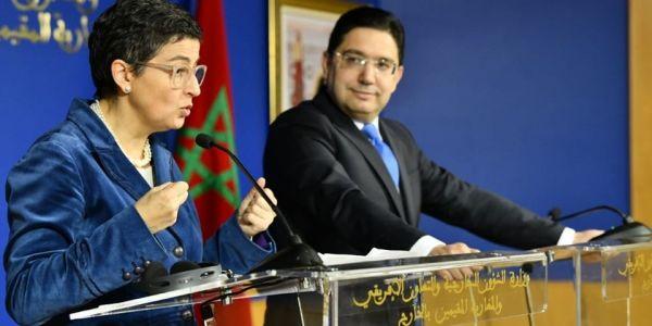 """الأزمة الليبية..إسبانيا تطالب تحالف """"مؤتمر برلين"""" بإشراك المغرب"""