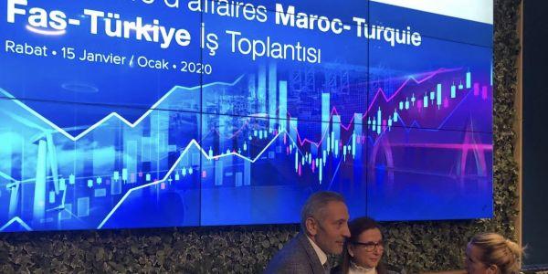اتفاق مغربي- تركي.. مولاي حفيط العلمي: دعم تصدير المنتوجات المغربية وجلب استثمارات تركية و15 يوم باش نعالجو اتفاقية التبادل الحر