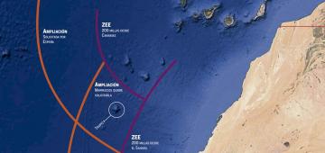 جزر الكناري كاعية على مدريد بسبب قانون ترسيم الحدود البحرية اللي دار المغرب