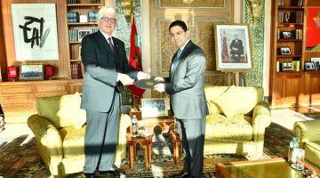 عامين والمنصب خاوي.. المغرب تسلم أوراق اعتماد السفير الأمريكي الجديد