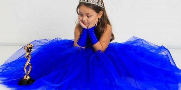 ملكة جمال الأطفال في روسيا عندها جنسية عربية -تصاور