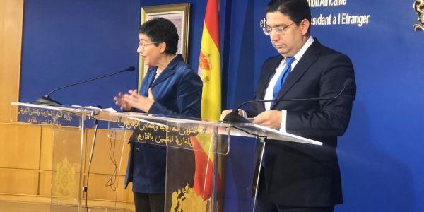 وزيرة خارجية اسبانية: من حق المغرب ترسيم حدوده البحرية