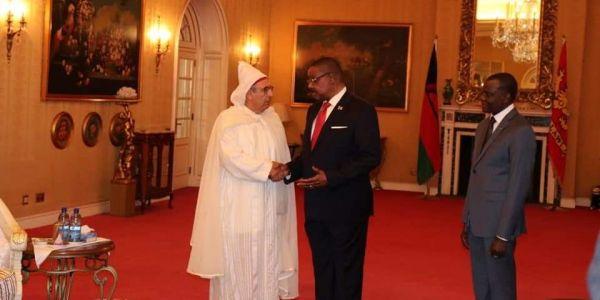 بعدما سحبات اعترافها بالبوليساربو. مالاوي استقبلات سفير المغرب الجديد