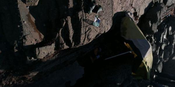 انتحار بنت بسم الفيران بشاطئ سيدي عبد الرحمان في كازا