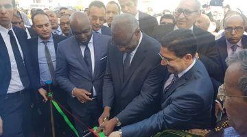 غينيا دارت افتتاح لقنصليتها فالداخلة – صور