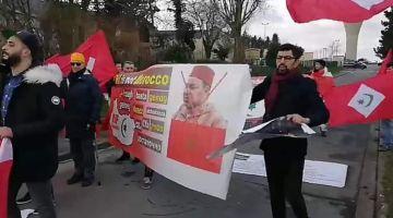غضب كبير في المغرب بعد إحراق انفصاليين للعلم الوطني بمدينة ميتز الفرنسية – تصاور