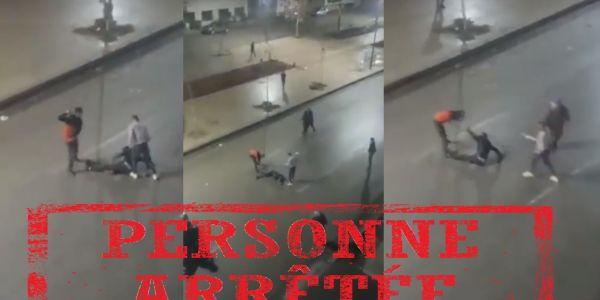 ولاية امن فاس بينات حقيقة فيديو اعتداء