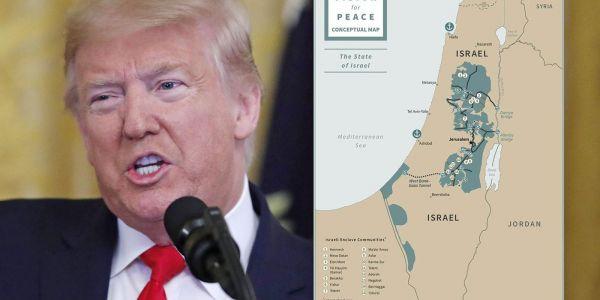 شكرا دونالد ترامب! بدل الدولة الواحد منح الفلسطينيين دولتين، وواحدة معلقة في السماء وأخرى تحت الأرض