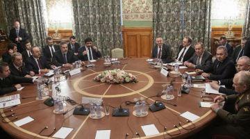 مؤتمر برلين  على ليبيا فشل قبل مايبدا.. حفتر لي محسوب على الإمارات رفض يوقع على الهدنة