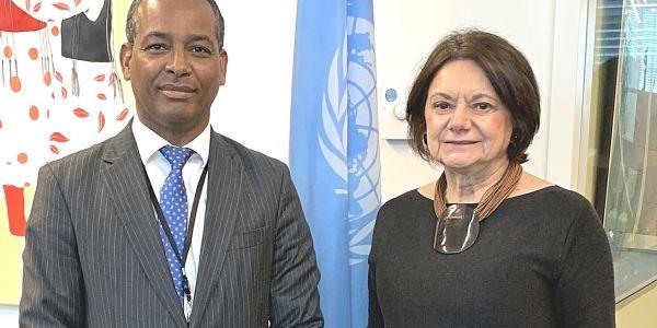 البوليساريو شكات للأمم المتحدة افتتاح قنصليات إفريقية فالصحرا وعدم تعيين خليفة لكولر