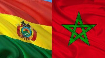 عطيني نعطيك. المغرب لبوليفيا: سحبي الاعتراف بالبوليساريو نعتارف بيك