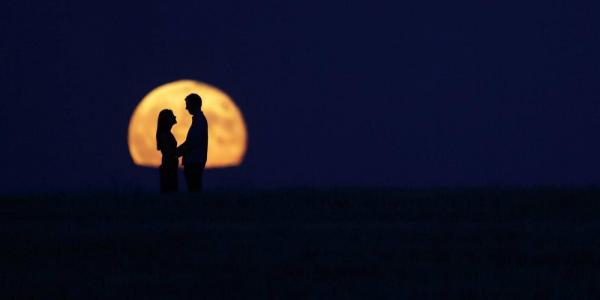 """ملياردير كيقلب على """"حب حياتو"""".. ومواعدها برحلة للقمر"""