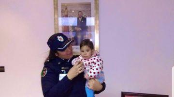 البوليس لقاو الرضيعة ياسمين اللّي كانت موضوع بلاغ بالاختطاف وقرقبو على مولات الفعلة