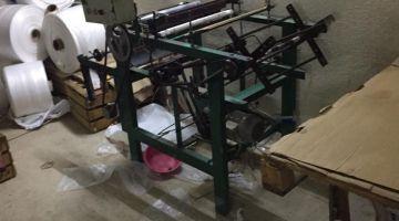 """اقتحام ورشة """"سرية"""" لصناعة البلاستيك وحجز اكثر من طن"""