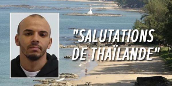 """طنز عليهم كاملين.. مغربي هرب من حبس بلجيكي وارسل """"كارط بوسطال"""" لإدارة السجن من التايلاند"""