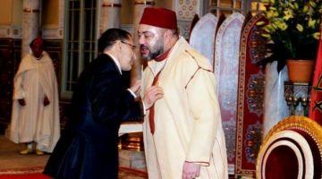 رئيس الحكومة: أنا و الملك سمن على عسل..كايرشد وكيعاون ولكن البرامج راه الحكومة لي كاديرهم