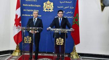 وزير خارجية كندا: جهود المغرب لحل قضية الصحرا جادة وعندها مصداقية
