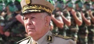 """مول الجزائر """"شنقريحة"""" مشا لتندوف وكيف العادة هضر على المغرب و كيتاهمنا بالإرهاب"""