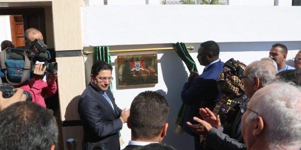 تفاصيل جوج ضربات للبوليساريو فنهار واحد. بوريطة غادي يشرف على افتتاح جوج قنصليات فالعيون والداخلة