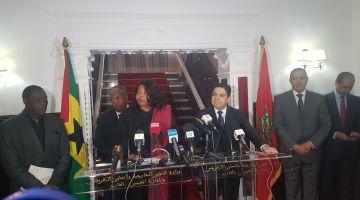 بوريطة : الجزائر فضحات راسها وهي طرف فنزاع الصحرا ودائما كتنهج نفس الخلفية وكتحصد نفس النتيجة