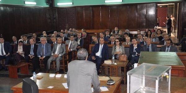 نسبة إنجاز مختلف المساطر القضائية وصلات لـ99،91% باستئنافية فاس