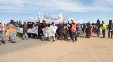 مخيمات تندوف شاعلة بساب فرار مدان بالإعدام من الحبس
