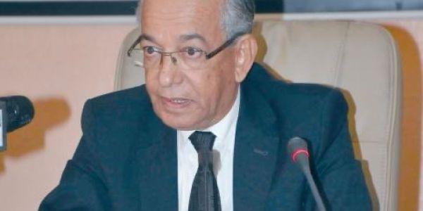 فارس غادي يقدم حصيلة السنة القضائية