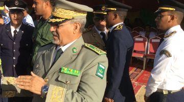 وفد أمني موريتاني جاي للمغرب على ود معبر الگركرات