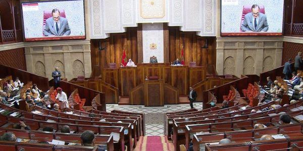 البرلمان يتجّه إلى تعديل نظامه الداخلي وقانونه التنظيمي بسبب الغيابات لكثيرة على الجلسات العامّة