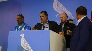 انتخاب رئيس جامعة ابن زهر حلي منسق للحمامة فاكادير. الحزب كيوجد للانتخابات بانشاء 13 شعبة جديدة