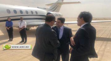 بوريطة خوا موريتانيا بعد لقاءاتو مع الرئيس والحكومة