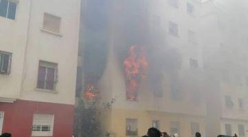 ها اش قالت سلطات سلا على وفاة طفل حرقا