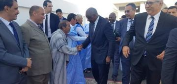 عاوتاني تأجل افتتاح قنصلية بوركينا فاسو فالداخلة