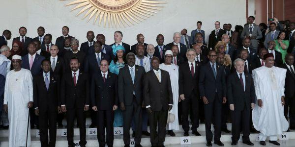 البيان الختامي للقمة الإفريقية كيوصي على تعيين مبعوث جديد للصحرا فاقرب وقت ممكن