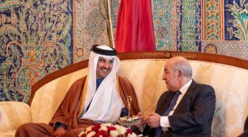 واش حتى فقضية الصحرا. وجهات نظر الدزاير وقطر متوافقين فكَاع القضايا