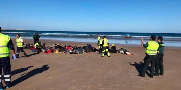 66 واحد لي باقيين فسبتة من لمغاربة لي دخلوها عومان و 48 منهوم كيقولو أنهم قاصرين