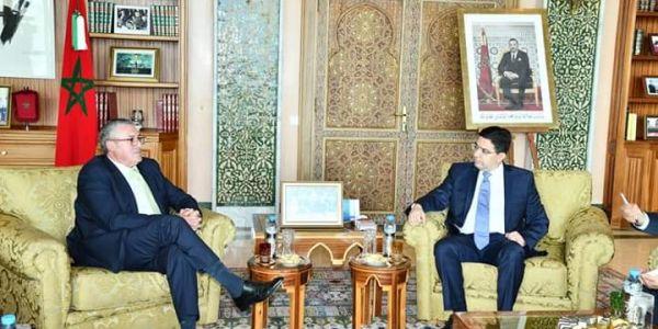 رئيس برلمان أمريكا اللاتينية: داعمين جهود الأمم المتحدة فحل نزاع الصحرا