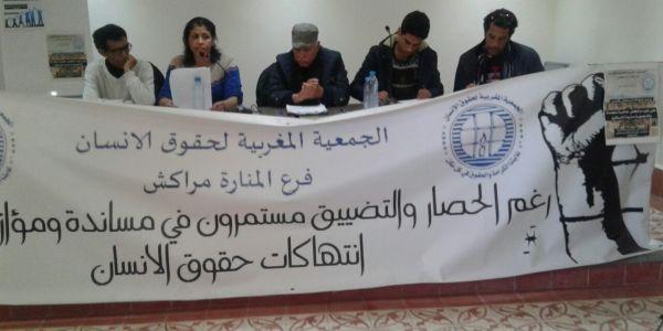 """تنظيم وقفة فمراكش احتجاجا على هروب """"البيدوفيل"""" الكويتي وإفلاتو من العقاب"""