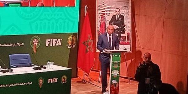 """رئيس """"كاف"""" لصحيفة """"لوموند"""": موعد كاس إفريقيا 2021 مازال في وقتو وصعيب نتكلموا دبا على التأجيل"""