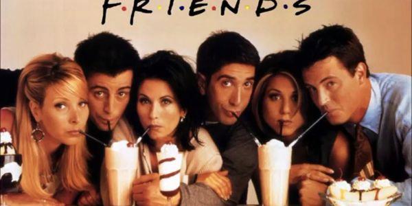 """بدا التصوير ديال الحلقة الخاصة من مسلسل """"فراندز FRIENDS"""" – تصاور و تغريدات"""