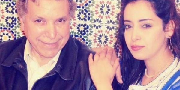 كلام مؤثر بزاف من الممثلة نسرين راضي على باها لي مات وهي بعيدة عليه -تدوينة