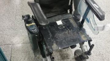 الديوانة التونسية لقات حشيش ف كرسي متحرك ديال مسافر جا من مطار محمد الخامس بكازا