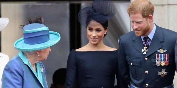 الملكة إليزابيث عيطات على هاري وميگان باش يرجعو لبريطانيا قبل شهر مارس
